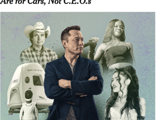 Een Chief Health Officer voor Elon Musk, een Chief Happiness Officer voor ons gewone zielen
