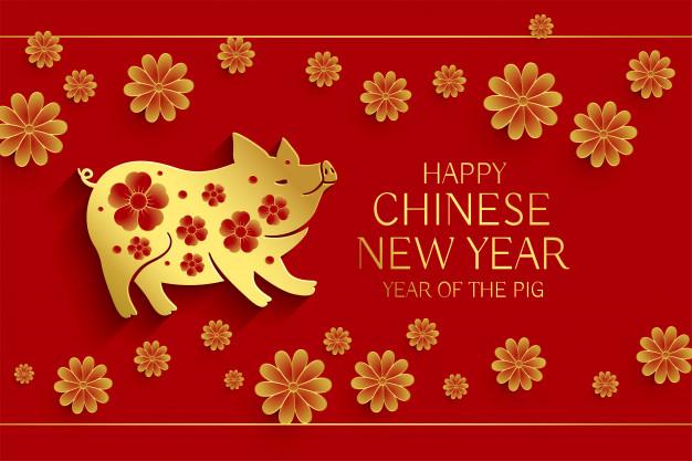 Het jaar van het varken en de rol van de OR